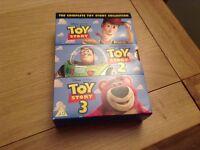 Toy story DVD box set