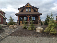 Ghost Lake Timber Frame Cottage