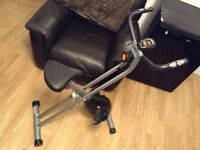 V fit excercise bike / compact r.r.p £95