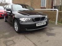 2009 59 BMW 1 SERIES 2.0 116I ES 5D 121 BHP