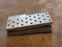 Fender aluminium volume pedal