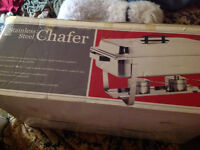 Stainless Steel Chafer dish