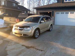 2010 Dodge Journey R/T , AWD with super low mileage!