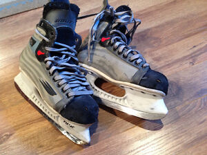 Patins de hockey grandeur 6