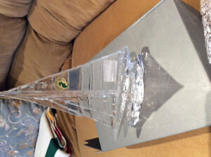 Brand new in box Waterford crystal Sail boat