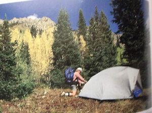 3 to 5 person Eureka, Wood's or Coleman Tent.