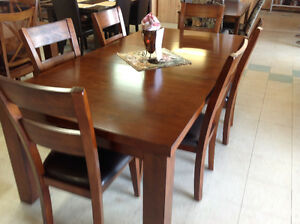 Brand new Dining sets( STARTING FROM $379 AND UP) TAXES IN.