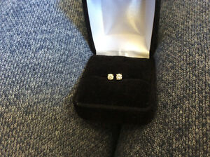 .40 tcw diamond earrings
