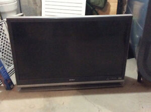 "50"" Sony Tv for sale"