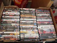 DVD £10 each box bargain