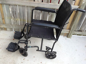 transportation wheelchair