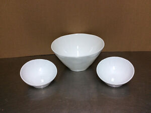 Salad Bowl with bowls
