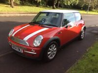 2004 Mini Cooper 1.6-12 months mot-full service history-Fantastic value