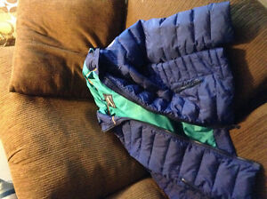 Blue American eagle women's  Winter jacket size large Peterborough Peterborough Area image 1