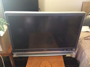 Sony TV for free