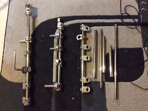 Drums, cymbals and rack hardware Kitchener / Waterloo Kitchener Area image 3
