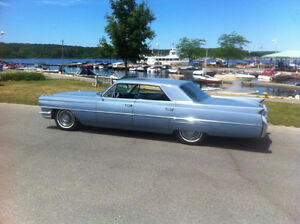 1964 Cadillac Sedan DeVille Low Miles