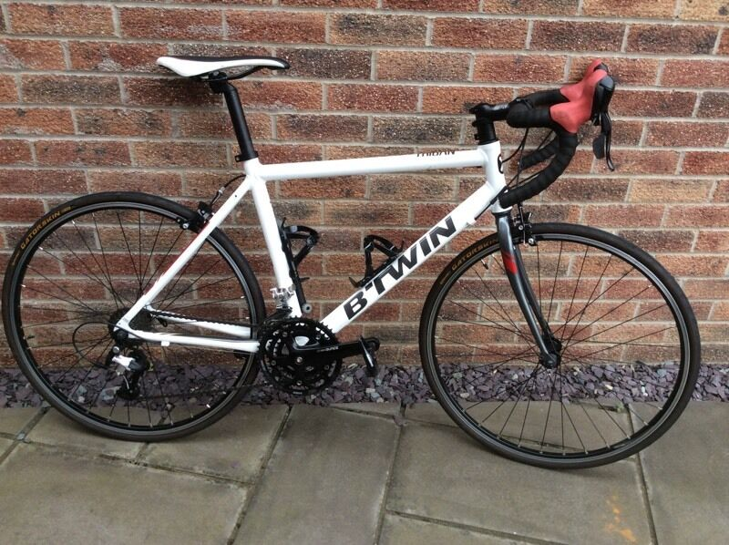 Btwin triban 300 51cm frame in rogerstone newport gumtree for Triban 300