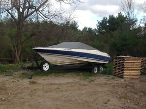 Bayliner Capri bowrider trade for dump trailer or smaller boat