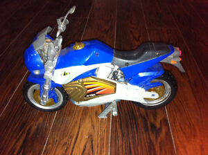 Motorcycle for Barbie's Ken