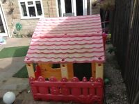 Childs play house for sale