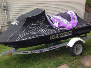 2007 sea doo RXT super charged