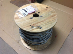 ~Roll of (450 Feet) 10/2 Armored Cable or BX~