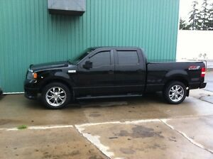 2008 Ford F-150 SuperCrew Pickup Truck 2wd