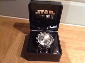 Star Wars men's watch