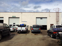 INDUSTRIAL/WAREHOUSE BAY FOR LEASE-116 MONUMENT PLACE SE CALGARY