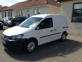 Volkswagen Caddy C20 2011 No Vat!