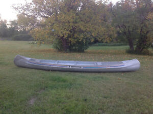 Aluminium Canoe for sale
