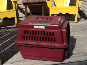 DOG CRATE ( accepted for air travel)