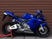 Honda CBR 600rr. Only 11389 miles. Delivery Available *Credit & Debit Cards Accepted*