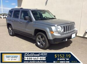 2015 Jeep Patriot- LOW KM, 4X4, LEATHER - $152.19 BW!