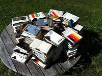 170 cassettes BETA (100) et VHS (70) usagées et enregistrées Drummondville Centre-du-Québec Preview