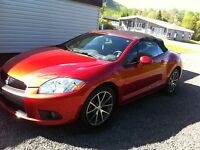 2011 Mitsubishi Eclipse GS Convertible