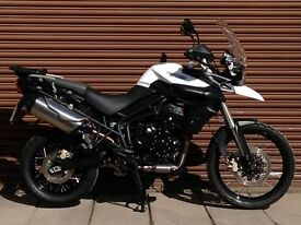 Triumph Tiger 800xc. Only 8240 miles. Delivery Available *Credit & Debit Cards Accepted*