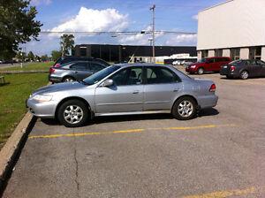 2001 Honda Accord EX 4 door