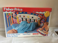 FISHER PRICE Kick&Play PIANO-NEW- CRIB /FLOOR TOY-3 SKILL LEVELS