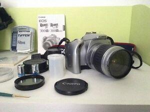Canon EOS Rebel Ti (DATE) 300V Argentique