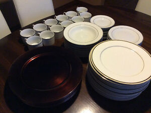 5 piece place setting for 12