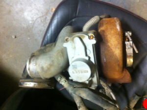 2011 DODGE RAM 3500 DIESEL 6.7L TURBO CHARGER