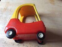 Toy car Little Tykes mini size £3 vgc