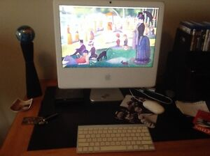 Imac computer open to trades