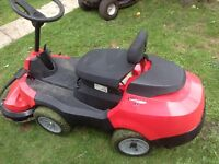 Castel Garden X1 Ride on Mower
