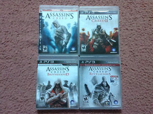 Asassins Creed Games For Sale