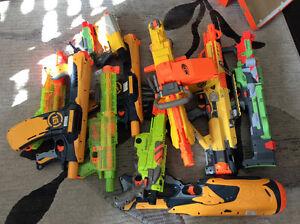 Nerf guns Kitchener / Waterloo Kitchener Area image 1