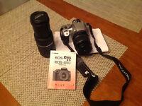 Canon Rebel XTI 400D réflex