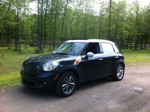 ****MINI COOPER COUNTRYMAN 2011****